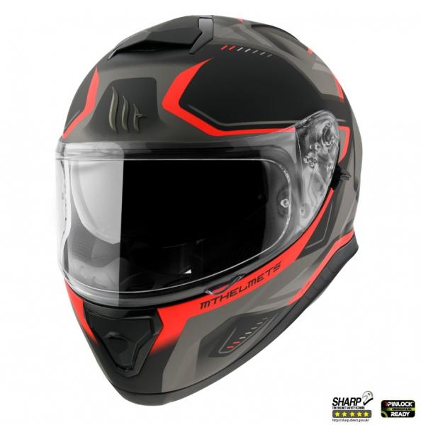 Casca moto MT Helmets THUNDER 3 SV TURBINE [10]