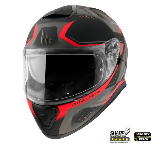 Casca moto MT Helmets THUNDER 3 SV TURBINE 4