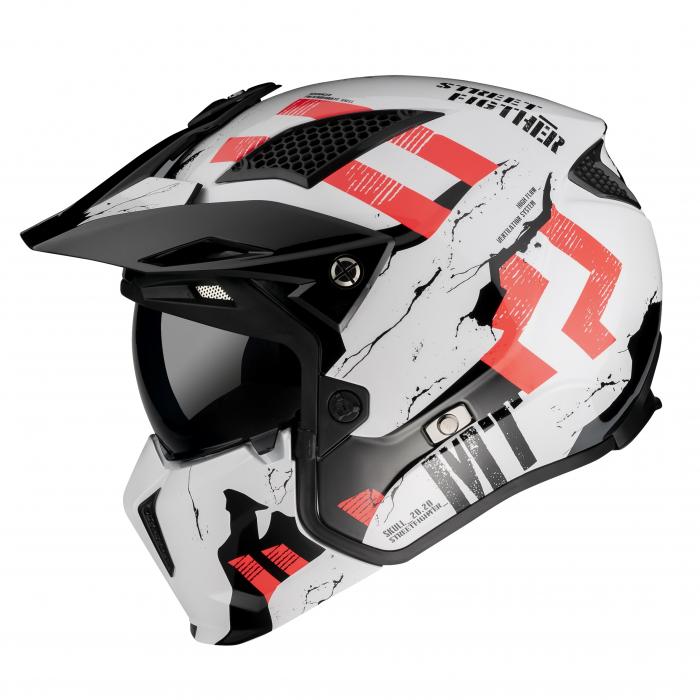 Casca moto MT STREETFIGHTER SV SKULL 2020 [9]