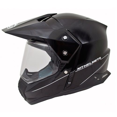 Casca moto off-road MT Synchrony Duo Sport 0