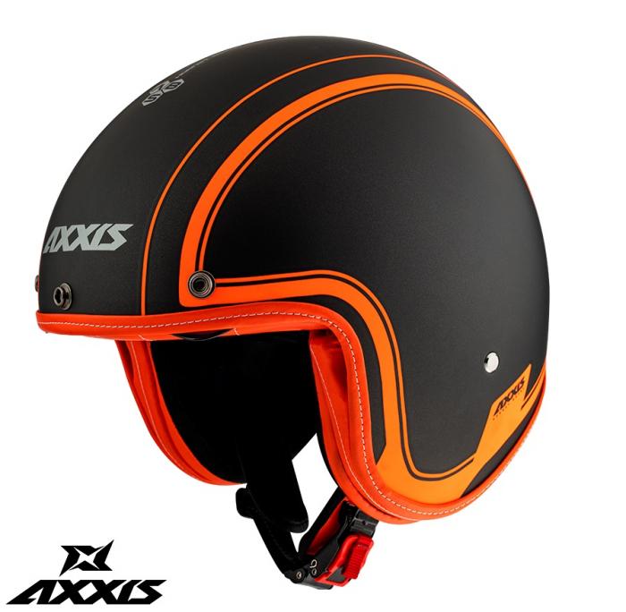 Casca moto open-face Axxis Hornet SV Royal [3]