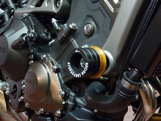 Crash pad Kawasaki Z1000 2011 - 2012 [1]