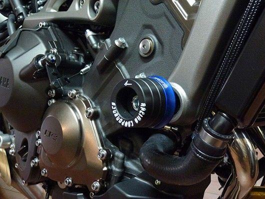 Crash pad Ducati 1000 2001 - 2007- MONSTER 600 2001 - 2007 - MONSTER S2R 2001 - 2007 [4]