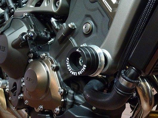 Crash pad Ducati 1000 2001 - 2007- MONSTER 600 2001 - 2007 - MONSTER S2R 2001 - 2007 [5]