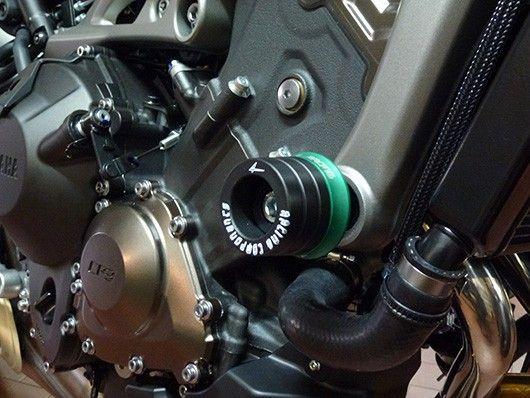 Crash pad Ducati 1000 2001 - 2007- MONSTER 600 2001 - 2007 - MONSTER S2R 2001 - 2007 [6]