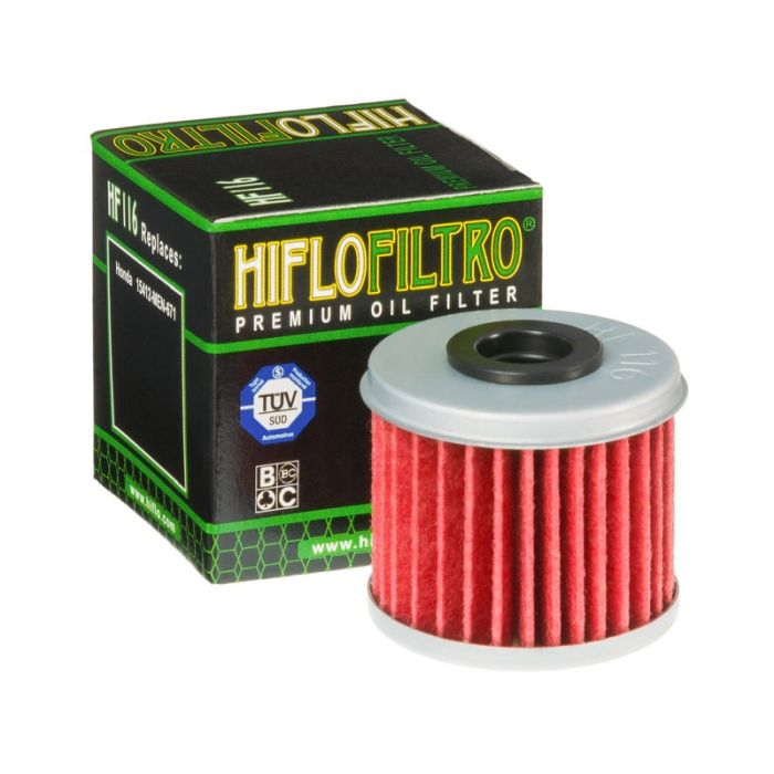 Filtru ulei Hiflofiltro HF116 0