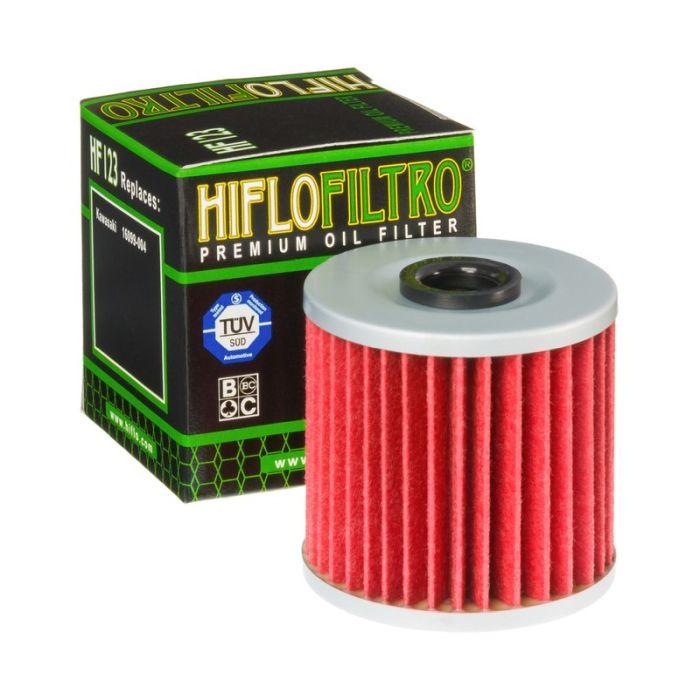 Filtru ulei Hiflofiltro HF123 0