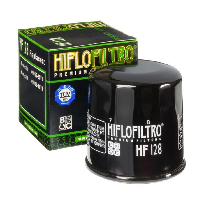 Filtru ulei Hiflofiltro HF128 0
