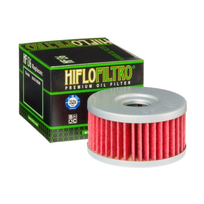 Filtru ulei Hiflofiltro HF136 0