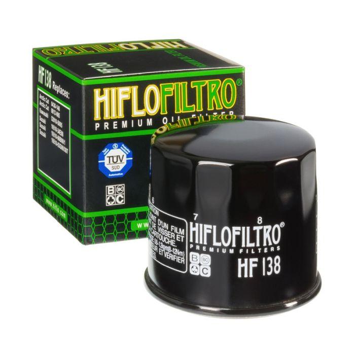 Filtru ulei Hiflofiltro HF138 [0]