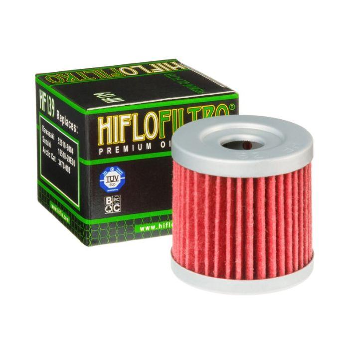 Filtru ulei Hiflofiltro HF139 0