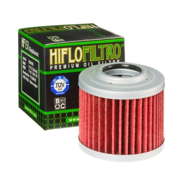 Filtru ulei Hiflofiltro HF151 0