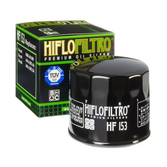 Filtru ulei Hiflofiltro HF153 0