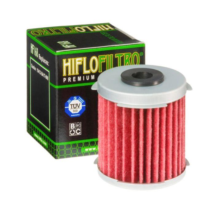 Filtru ulei Hiflofiltro HF168 0