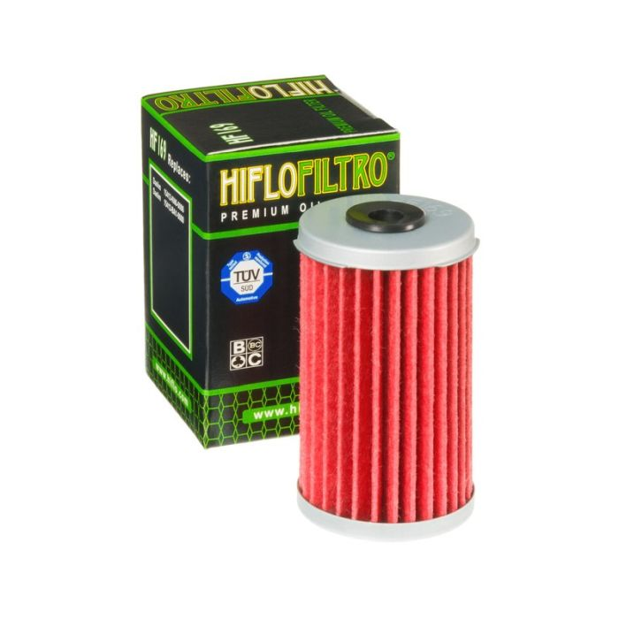 Filtru ulei Hiflofiltro HF169 0