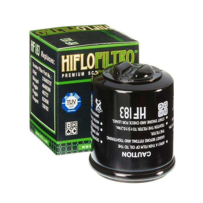 Filtru ulei Hiflofiltro HF183 0