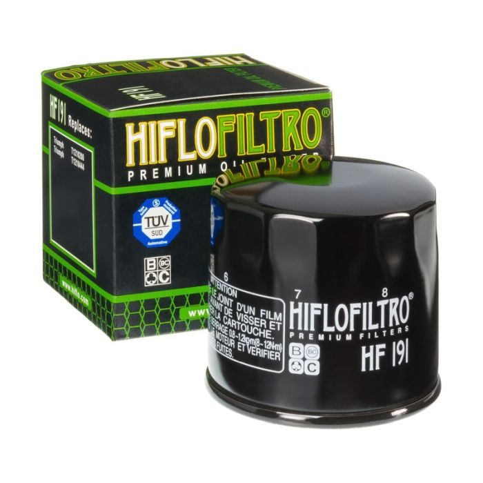Filtru ulei Hiflofiltro HF191 0