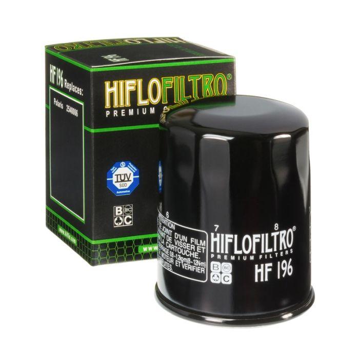 Filtru ulei Hiflofiltro HF196 0