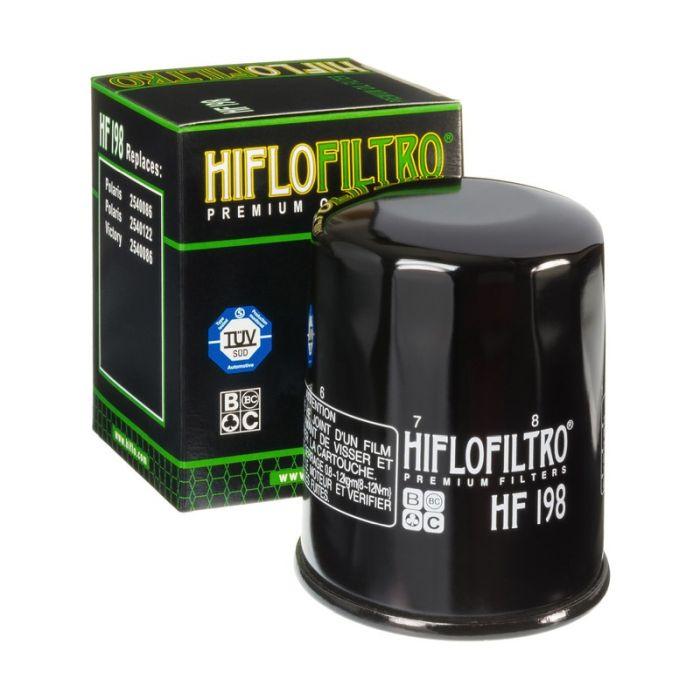 Filtru ulei Hiflofiltro HF198 0