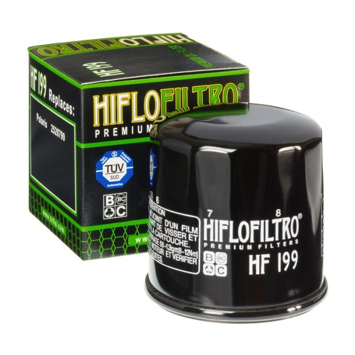 Filtru ulei Hiflofiltro HF199 0