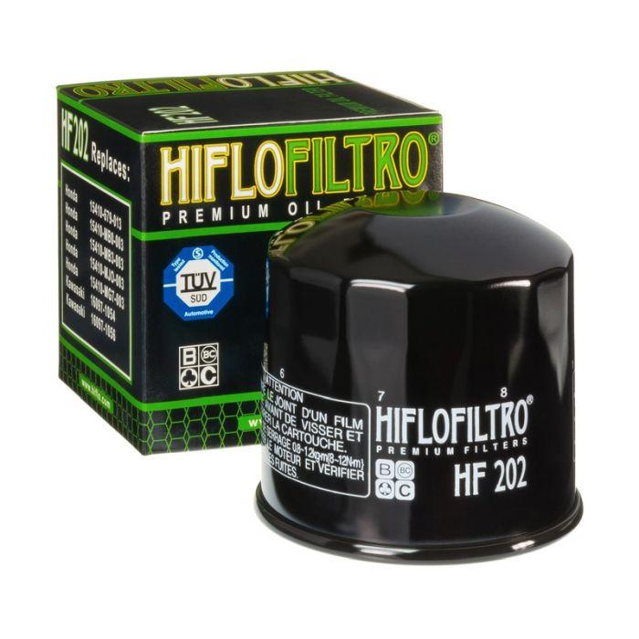 Filtru ulei Hiflofiltro HF202 0