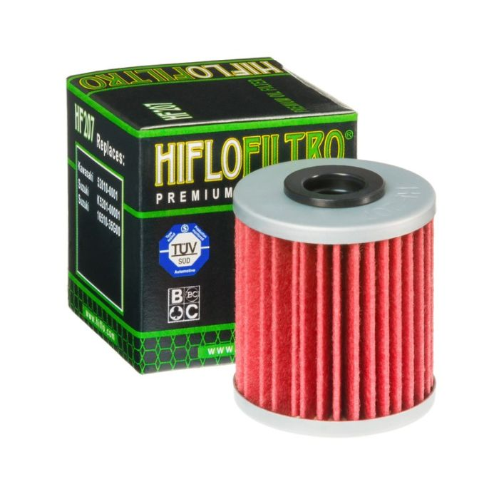 Filtru ulei Hiflofiltro HF207 0