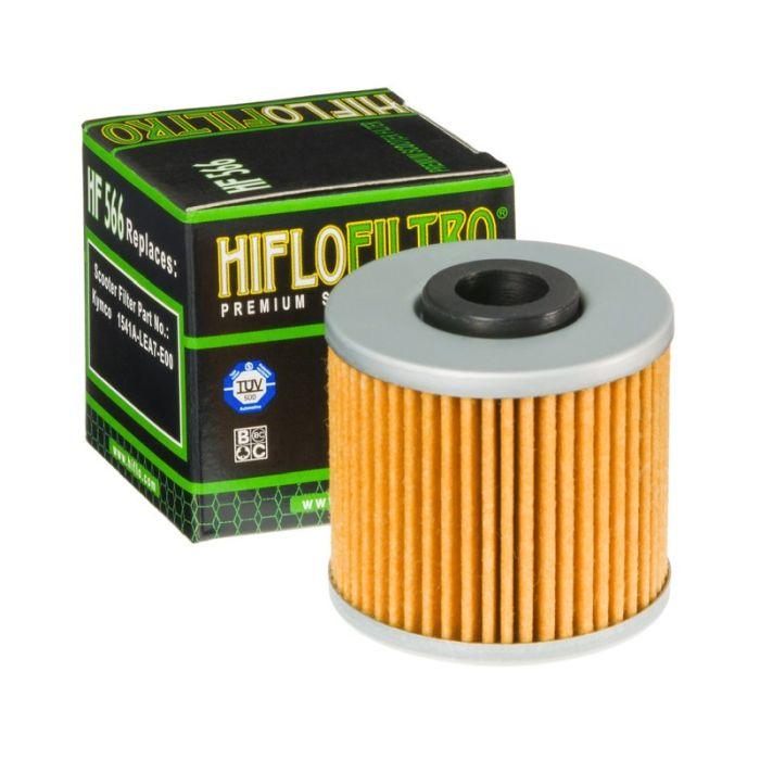 Filtru ulei Hiflofiltro HF566 0