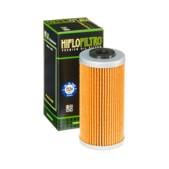 Filtru ulei Hiflofiltro HF611 0