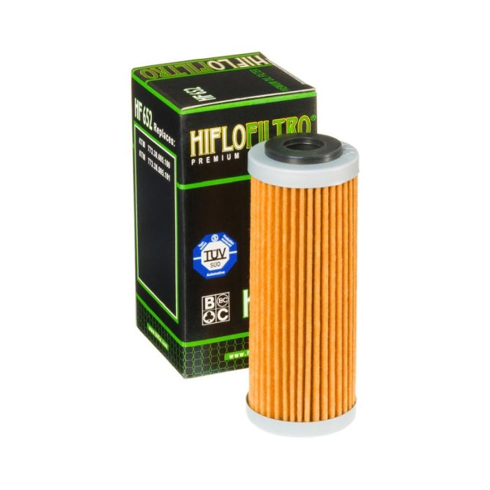 Filtru ulei Hiflofiltro HF652 0