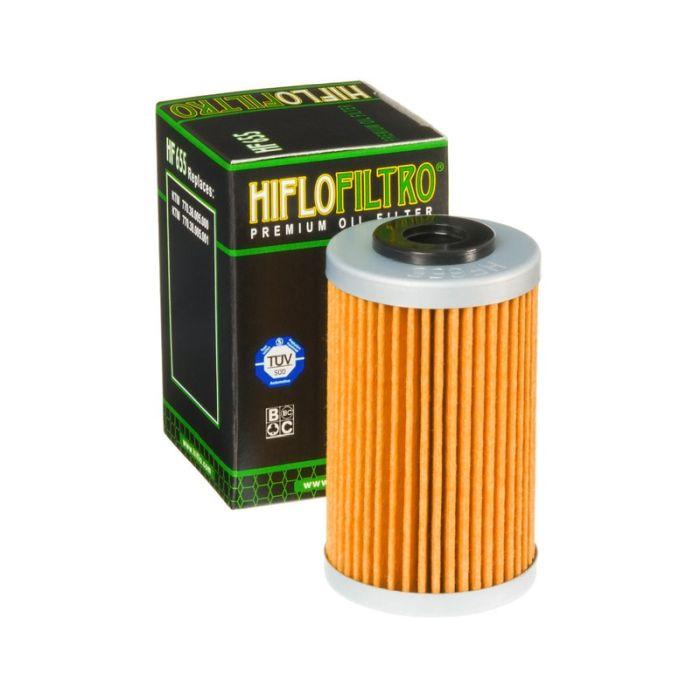 Filtru ulei Hiflofiltro HF655 0