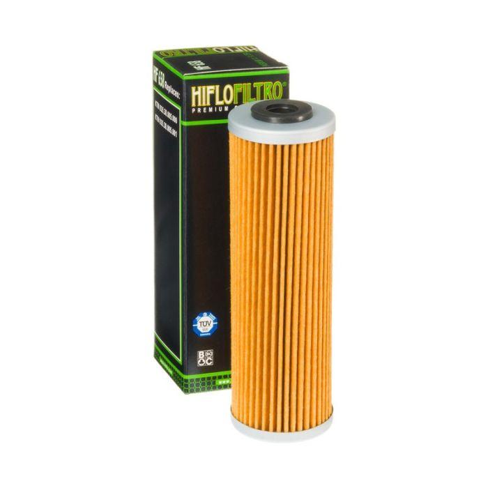 Filtru ulei Hiflofiltro HF658 0