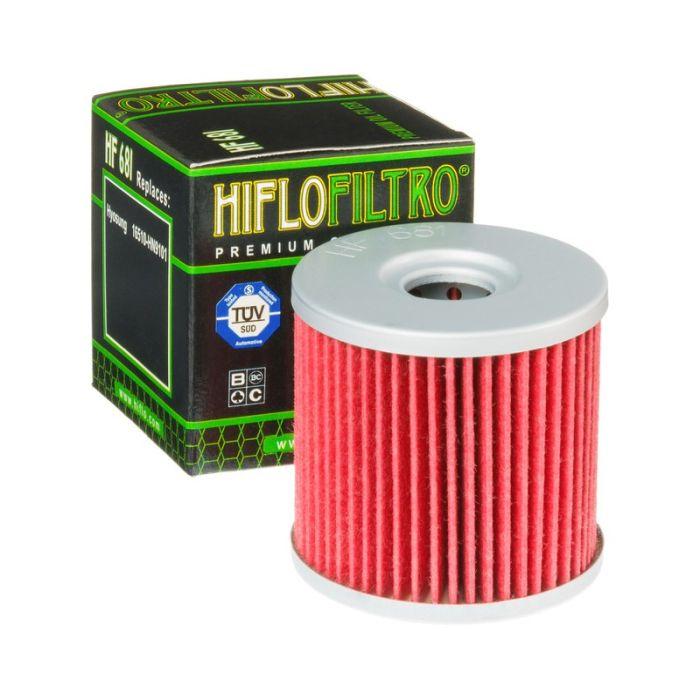 Filtru ulei Hiflofiltro HF681 0