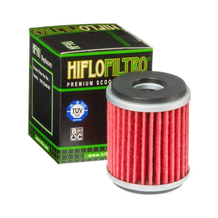 Filtru ulei Hiflofiltro HF981 0