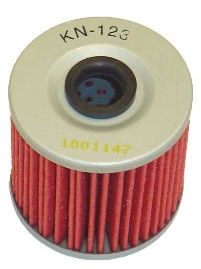 Filtru ulei K&N KN123 (HF123) 0