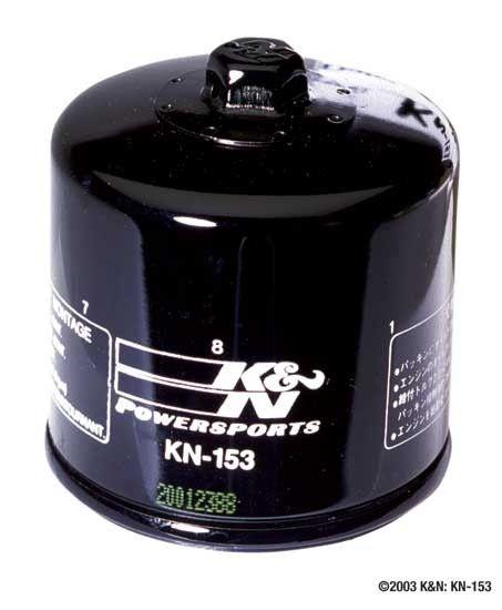 Filtru ulei K&N KN153 (HF153) 0