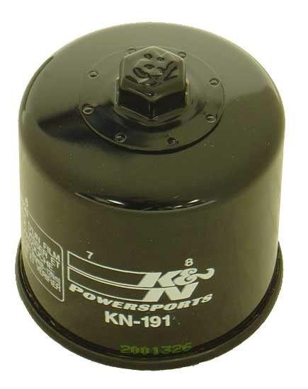 Filtru ulei K&N KN191 (HF191) 0