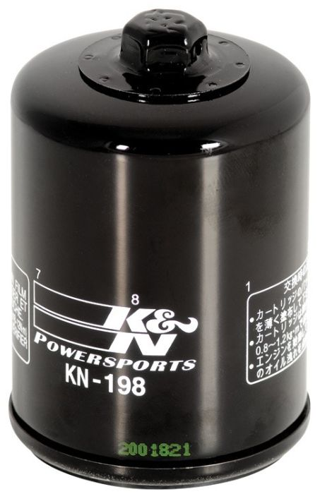 Filtru ulei K&N KN198 (HF198) 0