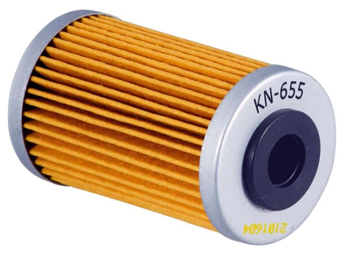 Filtru ulei K&N KN655 (HF655) 0