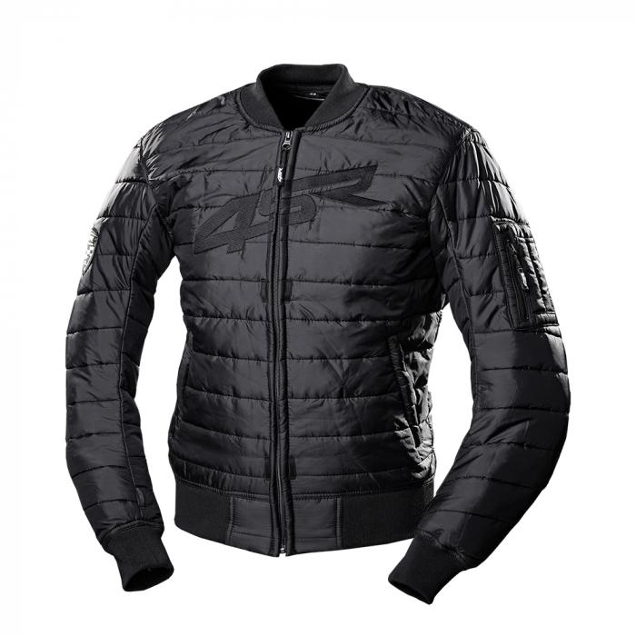 Geaca moto textil 4SR RTX Black [3]