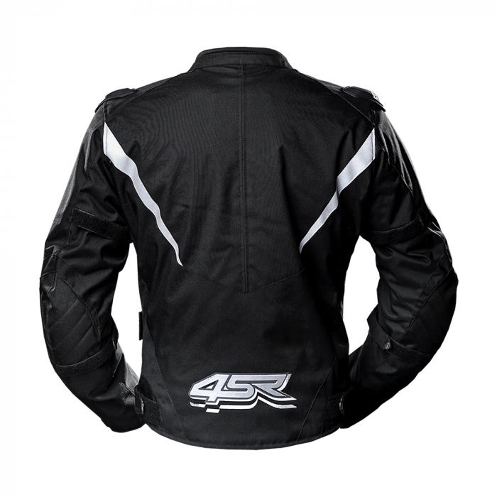 Geaca moto textil 4SR RTX Black [1]
