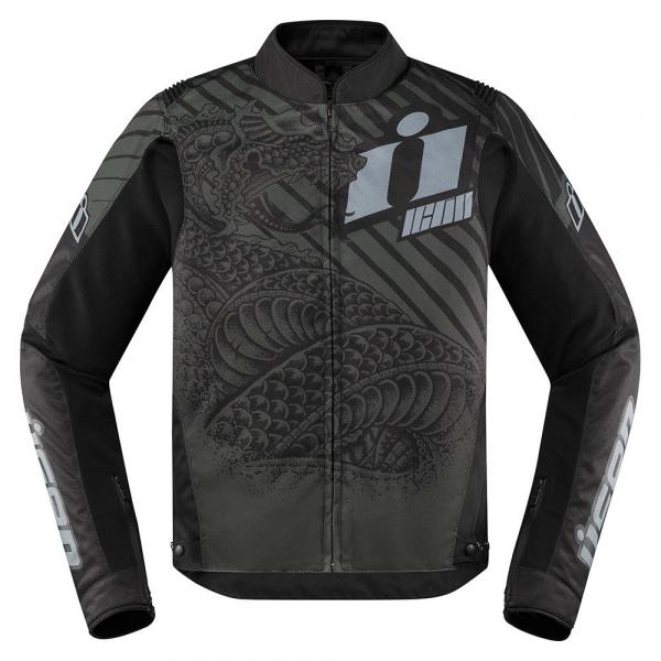 Geaca Moto Textil ICON OVERLORD SB2 SERPECANT [0]