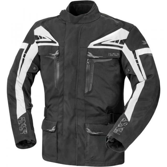 Geaca moto textil impermeabila IXS BLADE 0