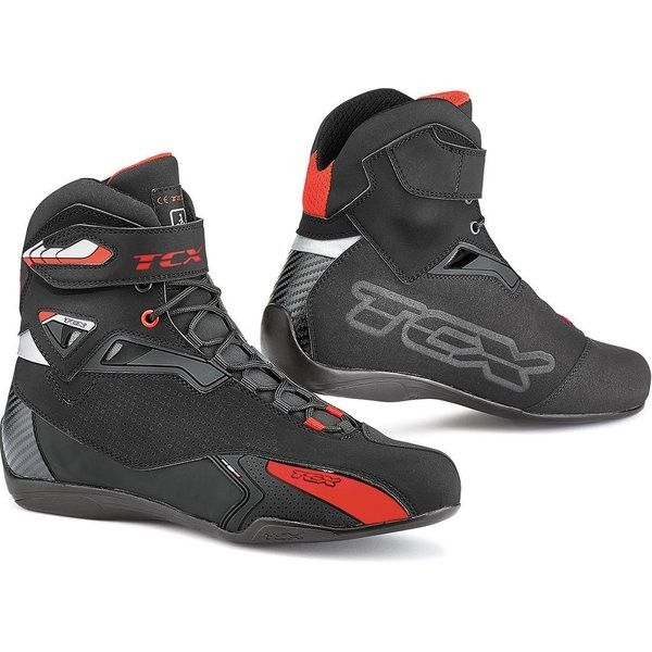 Ghete moto perforate sport-touring TCX RUSH 0