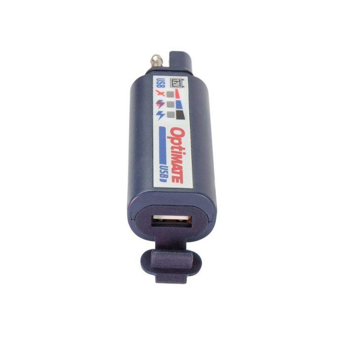 Incarcator universal USB OPTIMATE O100 2400 mAh [0]