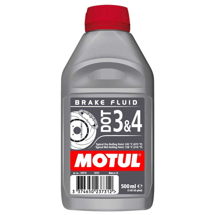 Lichid de frana Motul DOT 3&4 500ml [0]