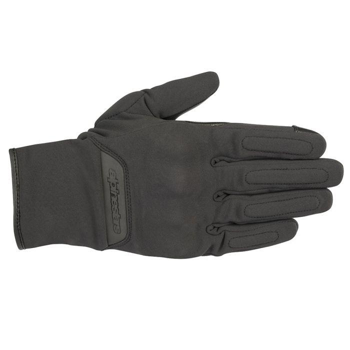 Manusi moto piele-textil ALPINESTARS C-1 V2 GORE WINDSTOPPER [0]