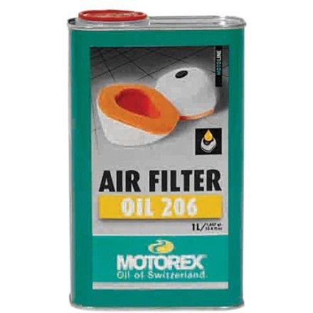 Motorex Air Filter Oil 206 0