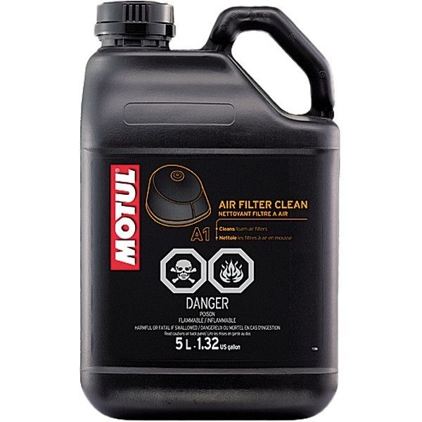 Motul A1 Air Filter Clean 5L 0