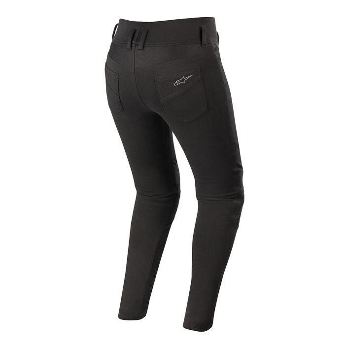 Pantaloni moto dama cu protectii ALPINESTARS BANSHEE [1]