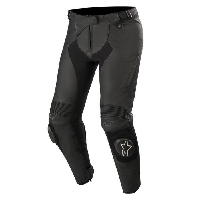 Pantaloni moto dama piele ALPINESTARS STELLA MISSILE V2 AIRFLOW [0]